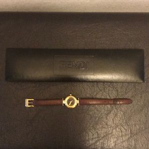 Vintage Fendi watch